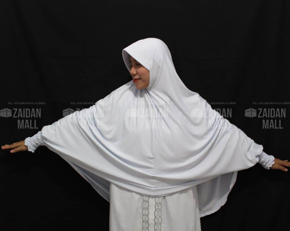 Jilbab Bergo | Perlengkapan Umroh wanita