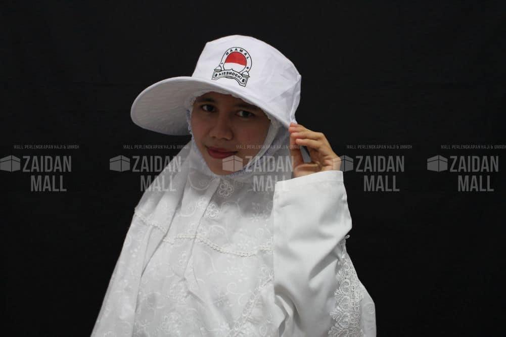 Topi Umroh | Perlengkapan Umroh Wanita