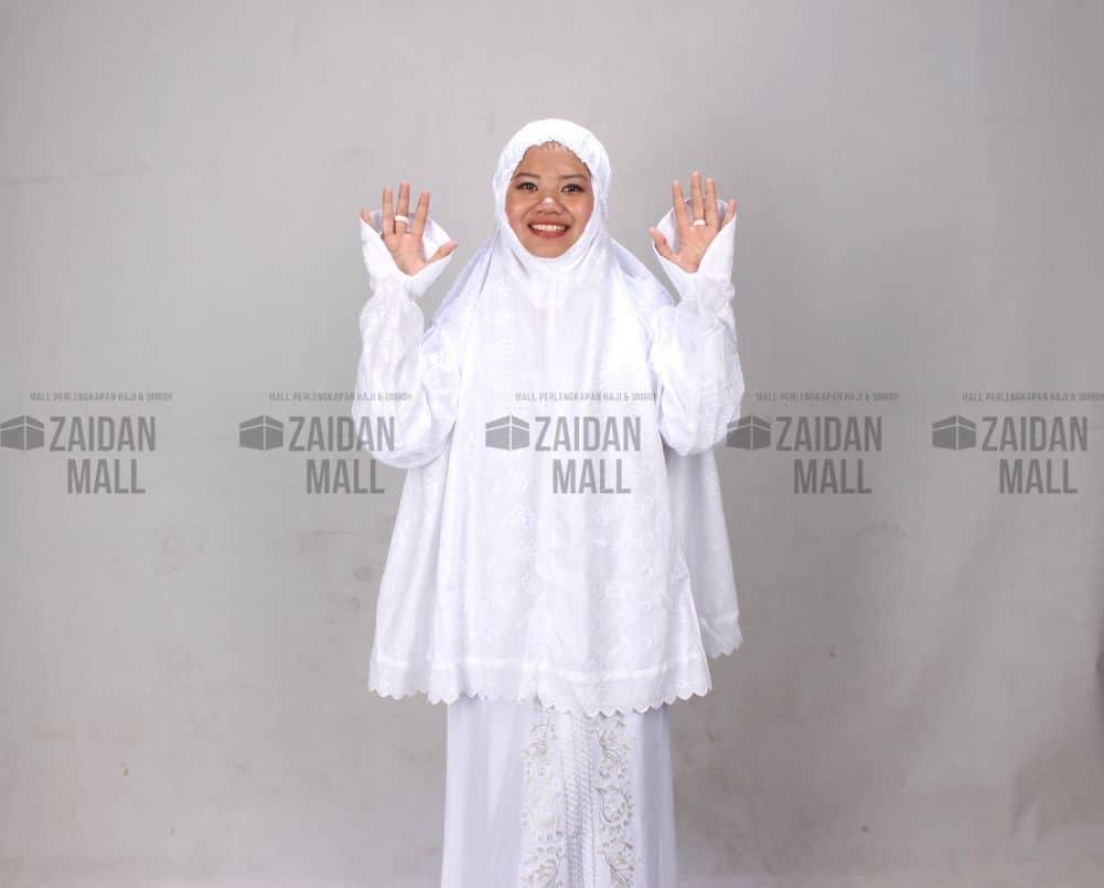 Baju Ihram | Perlengkapan Umroh Wanita